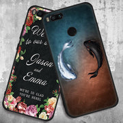 GerTong Silicone Pattern Phone Case For Xiaomi Mi A1 5X Cover Housing Redmi Note 5 Pro 5 Plus 5A 4X 4A 5A 4 Coque TPU Back Case