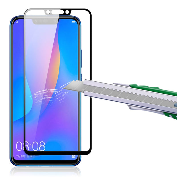 Glass Cover For Huawei P Smart Plus Case Tempered Glass For Huawei Hawei P Smart Plus Nova 3i 3e 3 2i 2 Lite 3 I Film Psmart 6.3