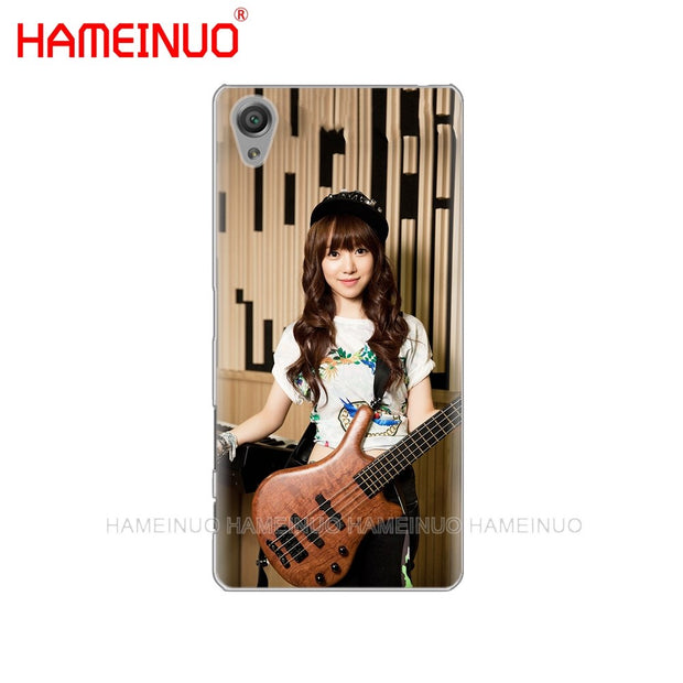 HAMEINUO AOA Ace Of Angels Cover Phone Case For Sony Xperia Z2 Z3 Z4 Z5 Mini Plus Aqua M4 M5 E4 E5 E6 C4 C5