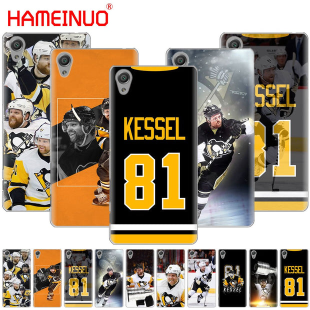 HAMEINUO Phil Kessel 81 Cover Phone Case For Sony Xperia Z2 Z3 Z4 Z5 Mini Plus Aqua M4 M5 E4 E5 E6 C4 C5