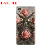 HAMEINUO Stephen King The Dark Tower Cover Phone Case For Sony Xperia Z2 Z3 Z4 Z5 Mini Plus Aqua M4 M5 E4 E5 E6 C4 C5