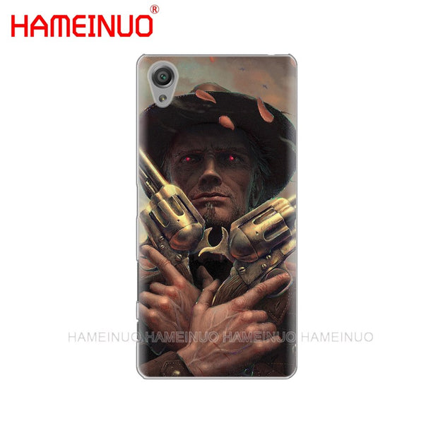 HAMEINUO The Dark Tower Stephen King Cover Phone Case For Sony Xperia Z2 Z3 Z4 Z5 Mini Plus Aqua M4 M5 E4 E5 E6 C4 C5
