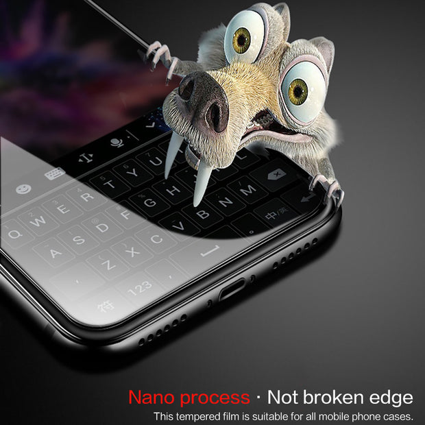 HD Tempered Glass Screen Protecor Fim For Huawei G6 G7 G8 G9 Maimang 4 5 6 Honor 4 5 6 7 Enjoy 5 5S 6 6S 5 Plus 3C Lite G620