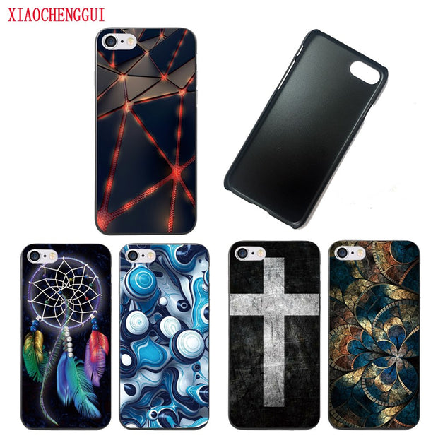 HD Bells Cover Design Case Cover For Apple IPhone 4 4S 5 5S SE 5C 6 6S PLUS 7 7PLUS 8 8PLUS X Protective Shell