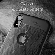 HOCO Mobile Phone Protective Case For IPhone X XR XS MAX Business TPU Screen Protector Case For Apple IPhone 7 8 5 5s 6 6s Plus
