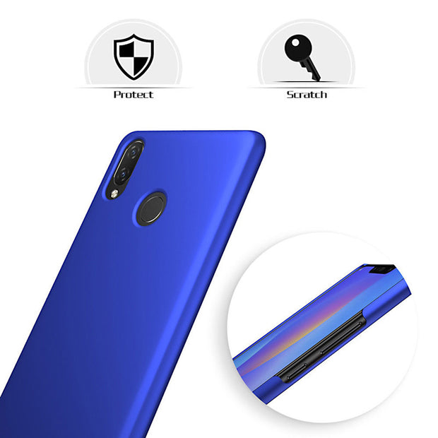 Hard Matte Case For Huawei Mate 20 P20 Pro/Lite Nova 3e 3i Y9 2019 Y6 Y9 2018 P10 Mate10 Frosted Hard PC Plastic Cover Case