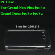 Hard PC Case Ultra Thin Clear Hard Plastic Cover Protective Skin For Samsung Galaxy Grand Neo Plus I9060 Duos I9080 I9082 5.0""
