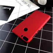 Hard PC Phone Case For Huawei Y9 2019 Mate20 P20 Pro P Smart P10 P9 Lite Plus Frosted Cover For Honor 8C 8X Note10 8 10 Lite
