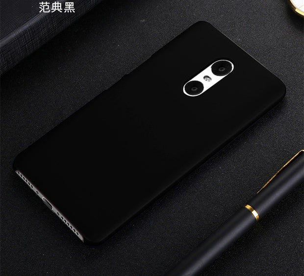 Hard Plastic Forsted Case For Xiaomi 8lite Pocophone F1 6X A2 Redmi Note6 6plus 6A Note5 S2 Note4 4X Ultra Slim Cover Shell