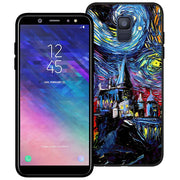 Harry Potter Always Silicone Phone Case For Samsung Galaxy A6 A6+ A8 A8+ 2018 A8 A9 Star Lite Soft Black Coque Fundas