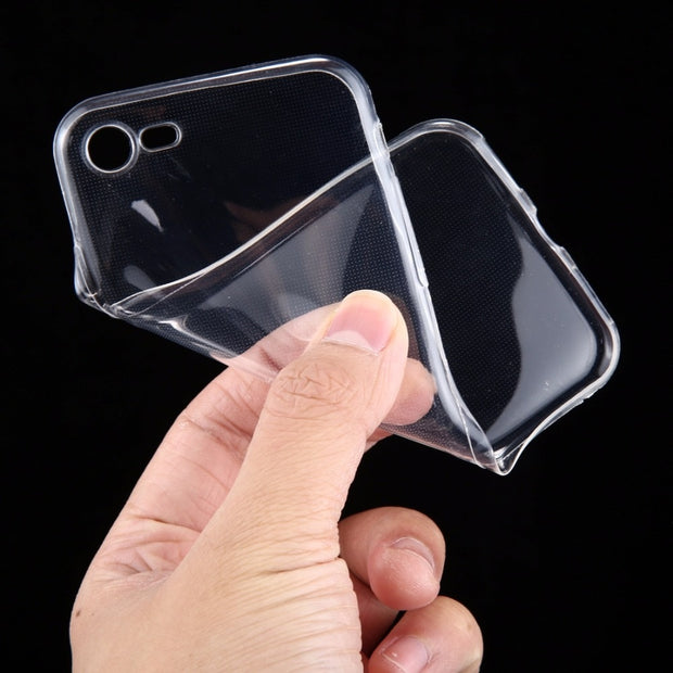 Haweel For IPhone 8 & 7 / 6 Plus & 6s Plus / 6 & 6s 0.75mm Ultra-thin Transparent TPU Protective Case Cover Cheap Case