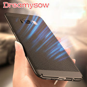 Heat Dissipation Case For Samsung Galaxy A9 A7 J6 J4 Plus J3 J8 2018 Note9 Cooling Cases For S8 S9 Plus A3 A5 2016 2017 S7 Edge