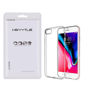 Heyytle Phone Case For IPhone 6 6S 7 8 Plus X 5 5S SE 4 4S Soft Phone Back Cover High Clear Dirt-resistant Thick Phone Housing