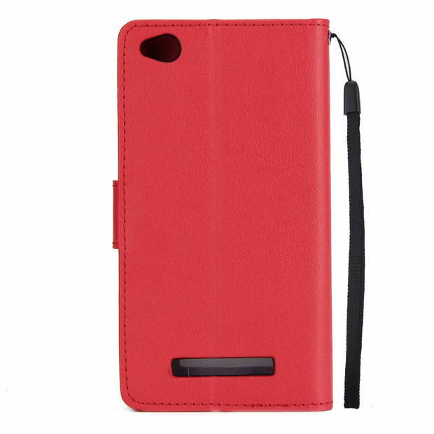 Hxairt Leather Phone Case For Xiao Mi Redmi Note4 Note4X Wallet Stand Mobile Phone Cover For Xiaomi Redmi 4A 4X Cases