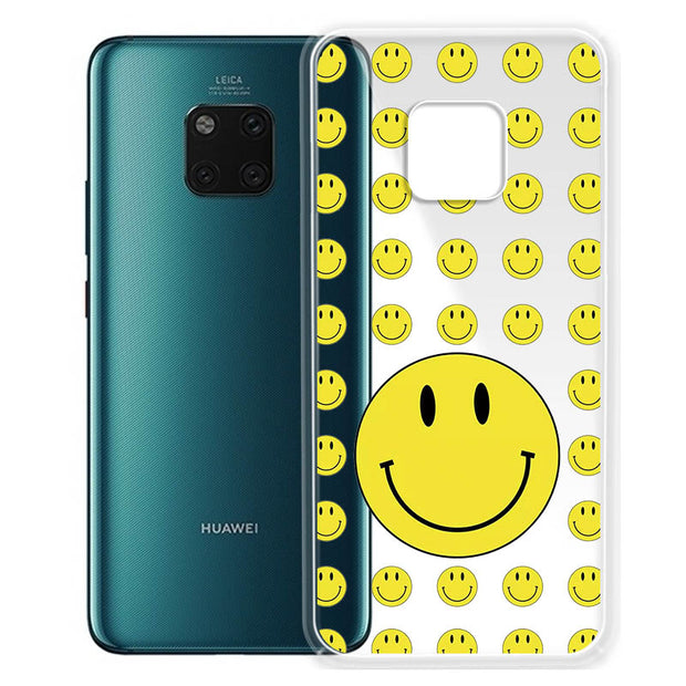 I Am Alone Phone Case For Huawei Mate 20 / Mate 20 X Solf TPU Cellphone Fashion Cute For Huawei Mate 20 Pro Bags Shipping Free