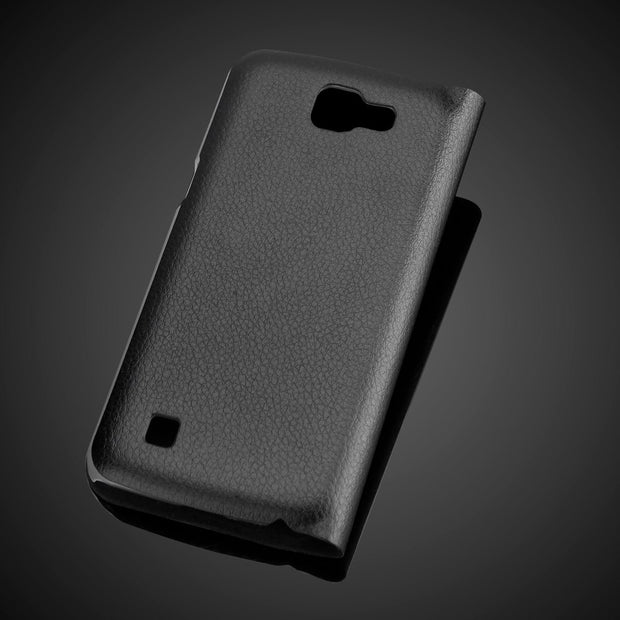 "K4 Luxury Capas View Window Case For LG K4 Lte K120e K130e K121 K 4 LGK4 4.5"" Super Thin Flip Cover Leather Case Capa Para"