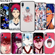 Kagami Kuroko No Basket Soft Silicone Black Phone Cases For Huawei P10 P20 Lite P9 Lite 2017 Mate 10 20 Lite Case Fundas
