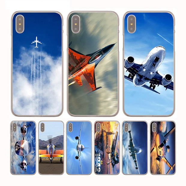 plane iphone 8 case
