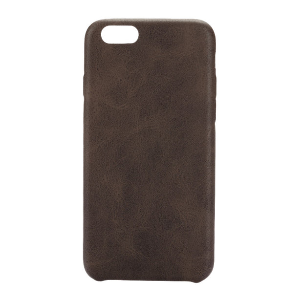 Leather Skin Shell Anti-Dirt Protector Shockproof For For IPhone 6/6s Soft Elegant