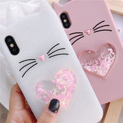 Lovely Carton Case For Samsung Galaxy J2 Prime J5 Prime J7 Prime Grand Prime G530 Cover Silicon Liquid Back Cover Funda