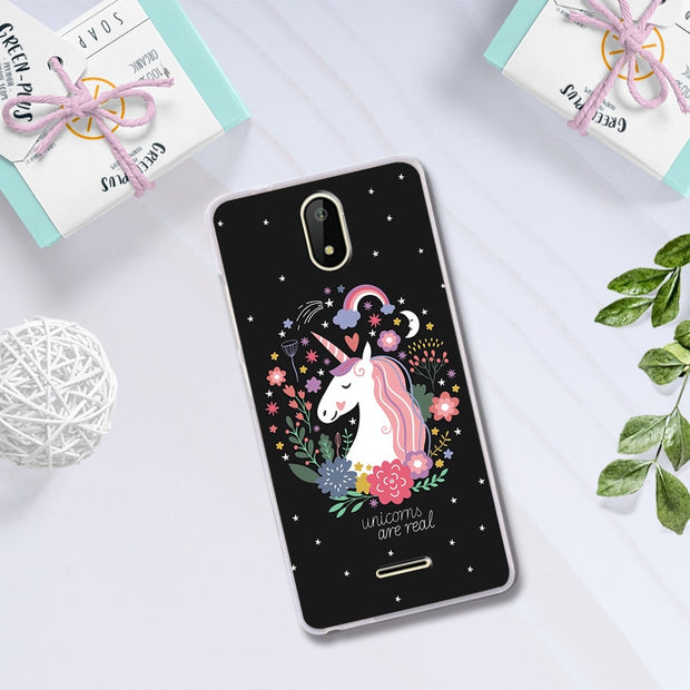 Lovers Phone Case For Micromax Bolt Q409 Case Cover Coque Print Silicon For Micromax Bolt Q409 Capa Chic 5.0 Inch Fundas