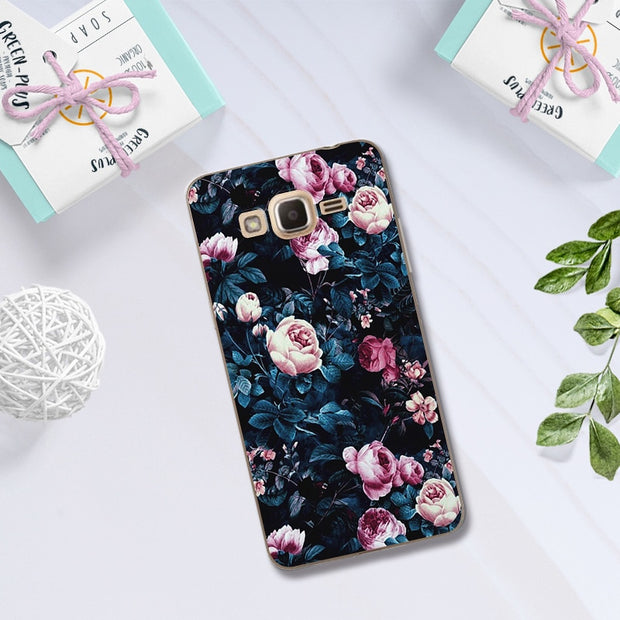 Lovers Phone Case For Samsung Galaxy J2 Prime G532F Case Cover Silicon Coque For Samsung J2 Prime Capa Chic Fundas 5.0''