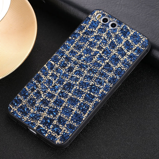 Luxury Bling Glitter Case Cover For Xiaomi Mi A1 A2 5X 6 6X 8 SE Soft TPU Phone Case Redmi Note 5 Pro 4 4X 4A 6A 5A Prime S2