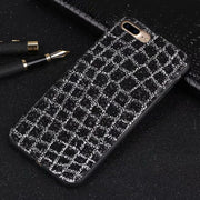 Luxury Bling Glitter Shining Flash Powder Case For IPhone X 10 6 6S 7 8 Plus Phone Back Cover For IPhone XS XR XS Max Case Capa