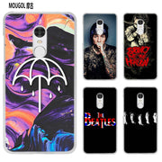 MOUGOL Oliver Sykes Bring Me The Horizon Bmth Transparent Case Cover Shell For Xiaomi Redmi Note MI A1 4X 5 5A 4 4A 3 Plus 5X