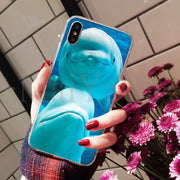 MaiYaCa Killer Whales Print Ocean Animals High Quality Classic High-end Phone Case For IPhone 8 7 6 6S Plus X XS Max 5 5S SE XR