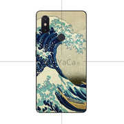 MaiYaCa Sea Wave Phone Case Cover For Xiaomi Redmi 5plus 5 Note5 Mi8 Mi6 Max2 Max3 4X Mi6