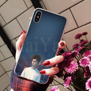 MaiYaCa Troye Sivan Solid Color Ultrathin Soft TPU Cases Fashion Phone Cover For IPhone 8 7 6 6S Plus X XS Max 10 5 5S SE XR