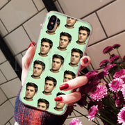 MaiYaCa Zac Efron Classic Image Paintings Cover Mobile Phone For IPhone 8 7 6 6S Plus X XS Max 5 5S SE XR Mobile Cover