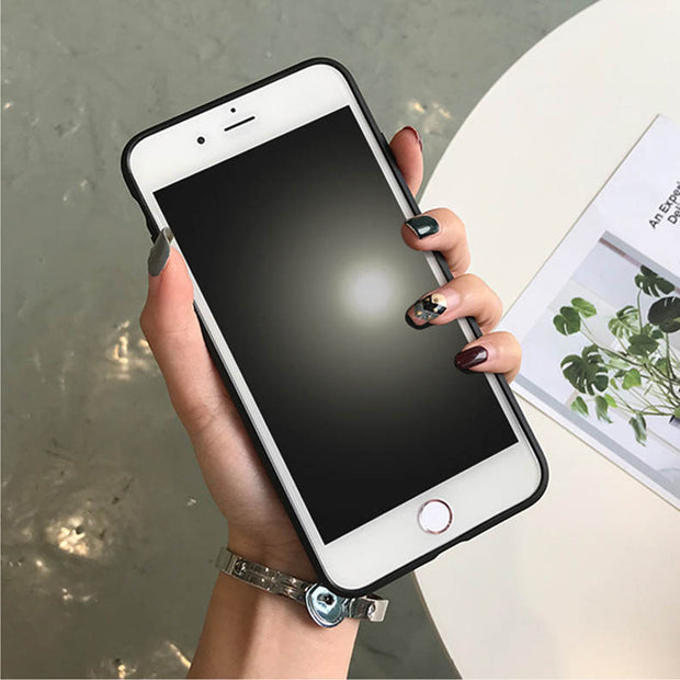 MaiYaCa Best Friend Phone Case Silicone For Iphone 8 8plus 7 7plus 6 6plus X XS XR XSMax 5 5s SE Coque Shell Case Cover