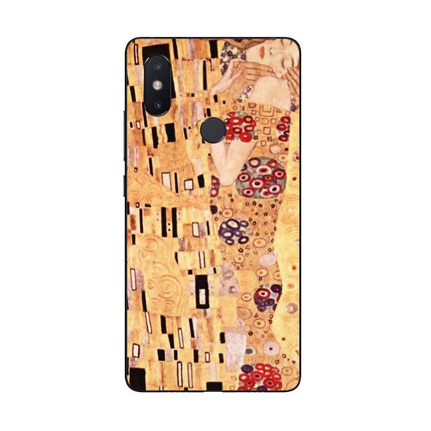 MaiYaCa Cell Phone Accessories For Mi Note 2 Case Silicone Cases Klimt Art Case Fashion For Xiaomi Mi Note3 Redmi 5 5plus Mote5