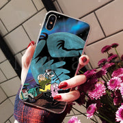 MaiYaCa Courage The Cowardly Dog Soft TPU Silicone On Sale Luxury Cool Phone Case For IPhone 8 7 6 6S Plus X XS Max 10 55S SE XR