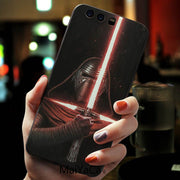 MaiYaCa Star Wars Kylo Ren Darth Vader Black Case Cover For Huawei P20pro Lite Mate20 10 6.53'' Case For Honor V9 V10 8E Coque