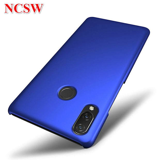 Matte Oil-coated Case For Huawei Mate 20 P20 Pro/Lite Nova 3e 3i Y9 2019 Y5 Y6 Y9 2018 P10 Mate10 Frosted Hard PC Plastic Cover