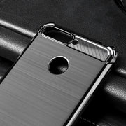 McCollum Phone Cases For Huawei Y6 Prime 2018 Case Cover Huawei Honor 7A Pro Case Soft Silicon Honor 7C Russian Version AUM-L41