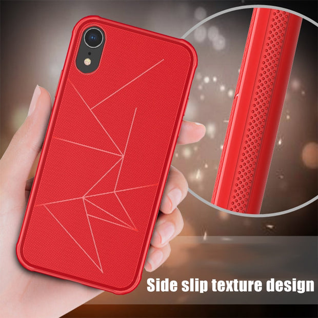 Metal Plate Car Phone Holder Magnetic Case For IPhone XR XS 6 6S 8 7 Plus X XS Max Ultra Slim Soft Silicone TPU Coque Cover