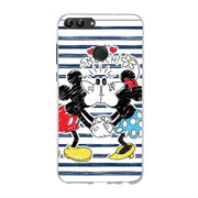 Mickey Mouse For Women For HUAWEI P20 P9 P10 Lite Mini P10Lite P8 Lite 2017 Case Cover Silicone Funda For Huawei Mate 10Lites