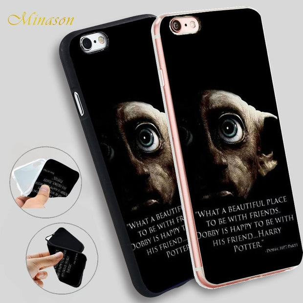dobby iphone 7 plus case