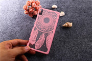 New Patterns Printed Phone Case For Lenovo Z90, Dream Catcher Flower Design Protective Back Cover For Lenovo Vibe Shot Z90 T006