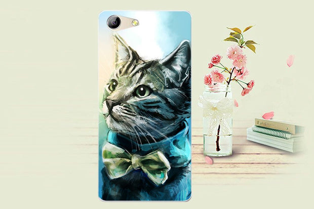 New Stylish High Quality Phone Back Cases For Ephone S7 Covers DIY Painted Lovely Cartoon UV Print Case For Ephone S7 Cellphone