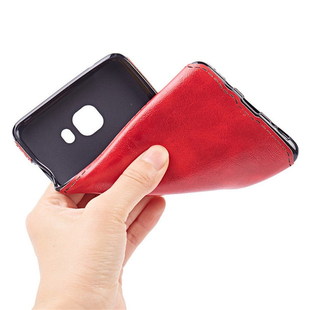 New TPU Soft Shell Case Cortical Sense Silicone Soft Back Cover