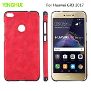 New TPU Soft Shell Huawei GR3 2017 Case Cortical Sense Silicone Soft Back Cover For Huawei GR3 2017 Case 5.2 Inch