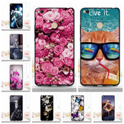 Paint TPU Case For Xiaomi Mi Max 2 Case Silicone For Xiaomi Max 2 Max2 Case Cover Capa Fundas For Xiaomi Mi Max 2 Phone Cover