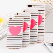 Pattern Phone Case For IPhone XR XS MAX X 6 6S 7 8 Plus 5 5S SE 4 4S Soft TPU Cover Bag For IPhone 7 8 Plus 10 Back Cover Fundas