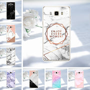 Pattern Phone Cases For Samsung Galaxy J1 2016 J120 J3 6 J5 J7 2017 J1 Mini For Samsung A5 A3 2016 Fundas TPU Soft Slicone Case
