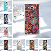 Pattern Phone Cases For Samsung Galaxy J1 2016 J120 J3 6 J5 J7 2017 J1 Mini TPU Soft Slicone Case For Samsung A5 A3 2016 Fundas
